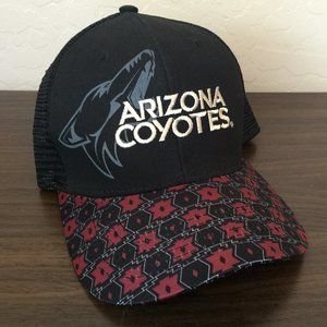 Arizona Coyotes NHL Hockey SGA TRIBAL Truckers Hat